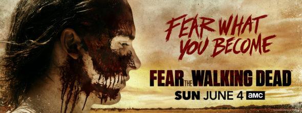 Fear the Walking Dead TV Show on AMC: Season 3 Key Art (canceled or renewed?)