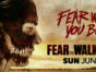 Fear the Walking Dead TV Show on AMC: Season 3 Key Art (canceled or renewed?)
