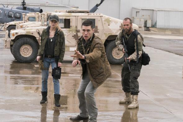 Fear the Walking Dead TV show on AMC: season 4 renewal (canceled or renewed?)