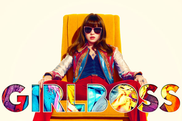 Image result for GIRLBOSS series