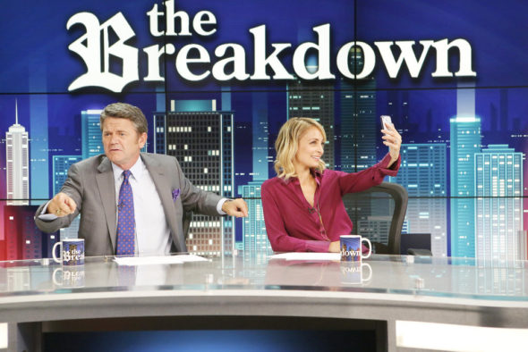 Great News TV show on NBC: canceled or season 2? (release date); The Breakdown: canceled or renewed Vulture Watch?