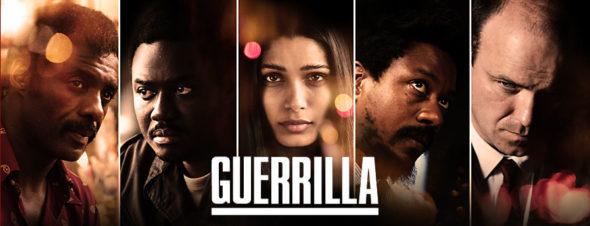 Guerrilla TV show on Showtime: season 1 ratings (canceled or season 2?)