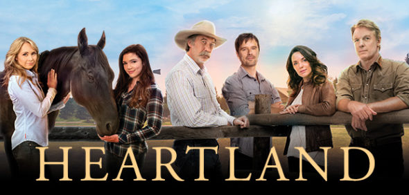 Heartland TV Show on Up TV (Cancelled or Renewed