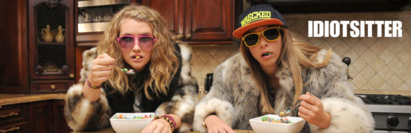 Idiotsitter TV show on Comedy Central: season 2 ratings (canceled or season 3?)