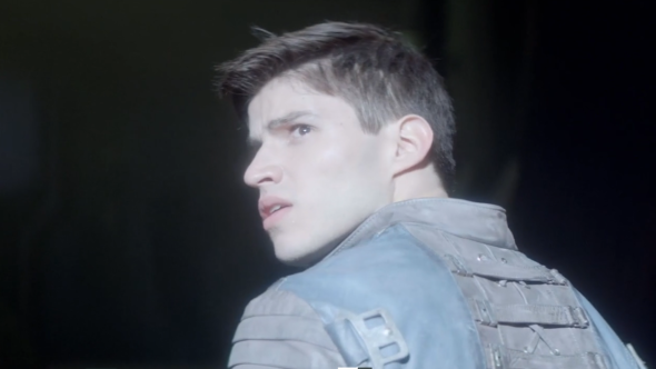 Here's the First Look at SyFy's Krypton Show