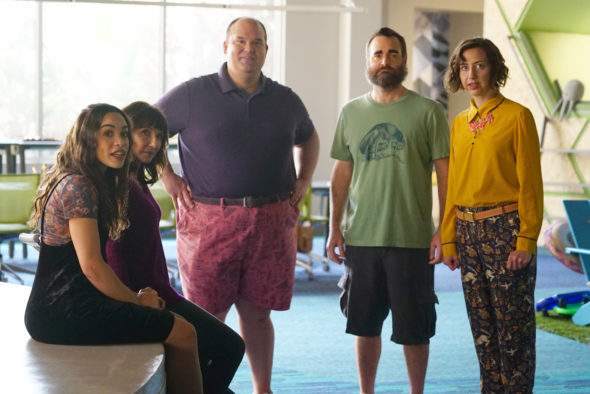 The Last Man on Earth TV Show: canceled or renewed?