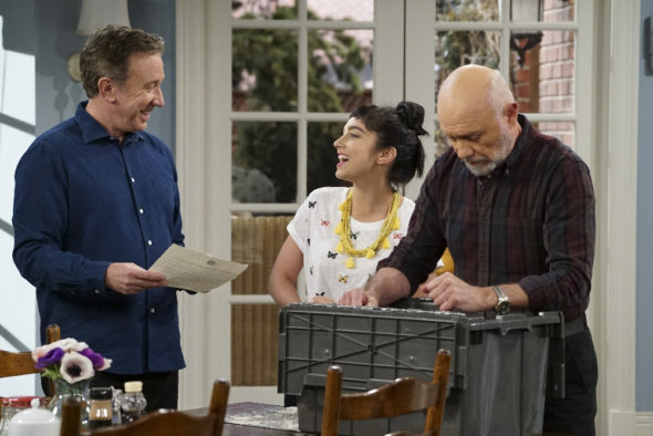 Last Man Standing TV show on ABC: season 7 canceled