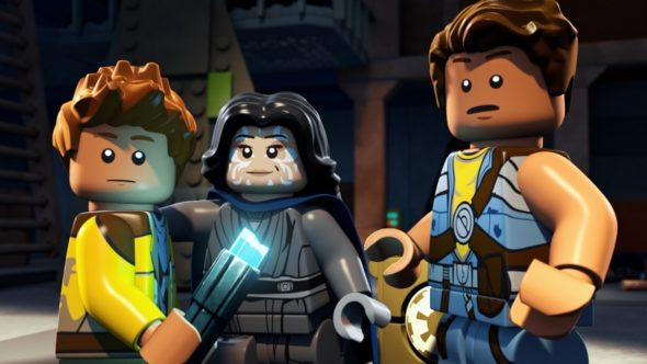 LEGO Star Wars: The Freemaker Adventures TV show on Disney XD: (canceled or renewed?)