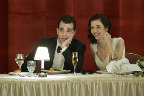 Man Seeking Woman TV show on FXX: canceled, no season 4.