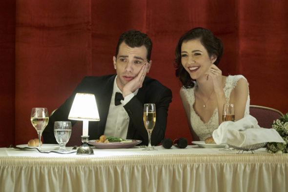 Man Seeking Woman TV show on FXX: canceled, no season 4.