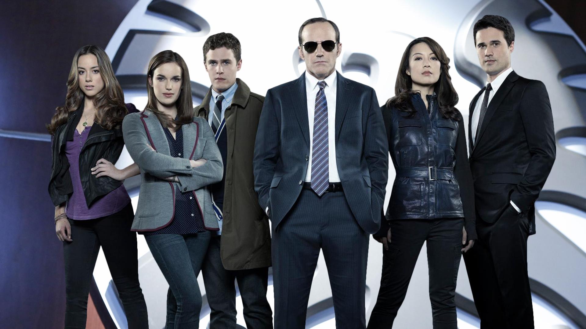 Картинки по запросу «Marvel Agents of SHIELD».