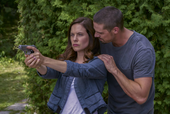 Mary Kills People TV show on Lifetime: canceled or season 2? (release date); Mary Kills People Vulture Watch