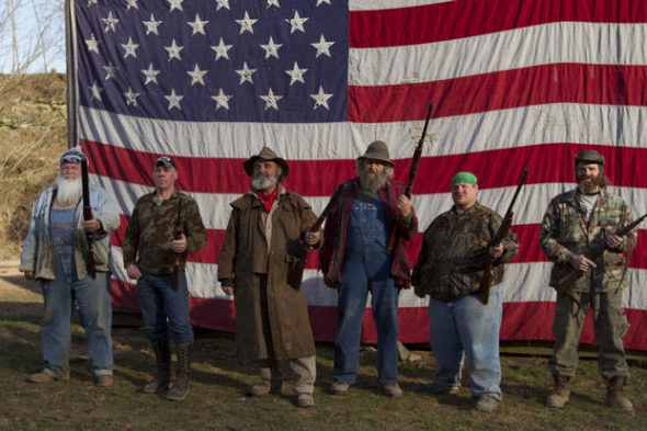 Mountain Monsters TV show on Destination America: season 5 release date (canceled or renewed?)