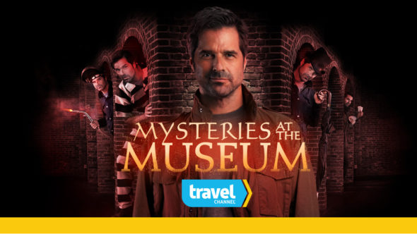 Mysteries at the Museum TV Show: canceled or renewed?