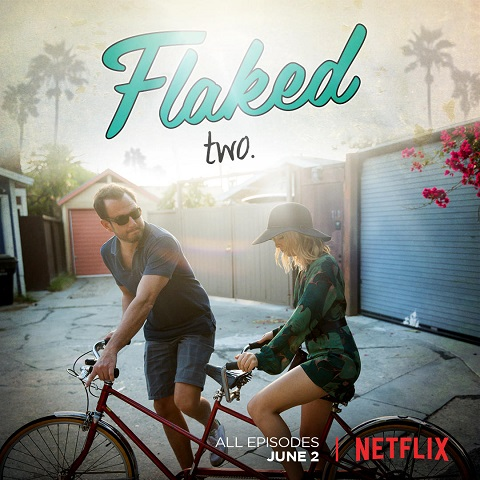 Flaked TV Show: canceled or renewed?