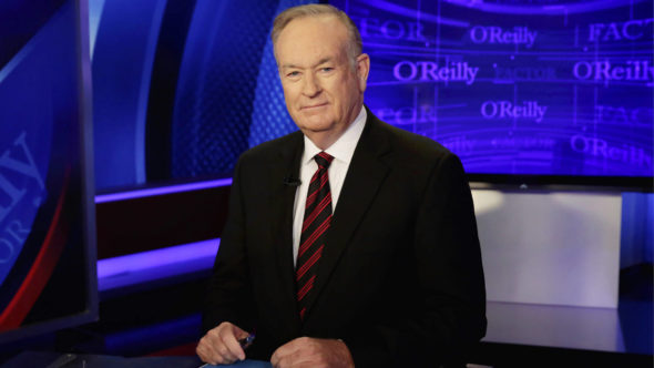 The O'Reilly Factor TV show on Fox News (canceled)