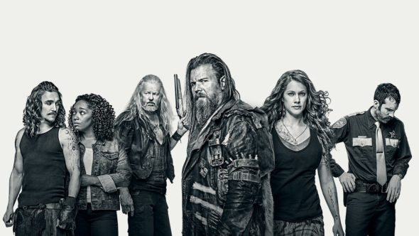 Outsiders TV show on WGN America: canceled, no season 3 (canceled or renewed?)