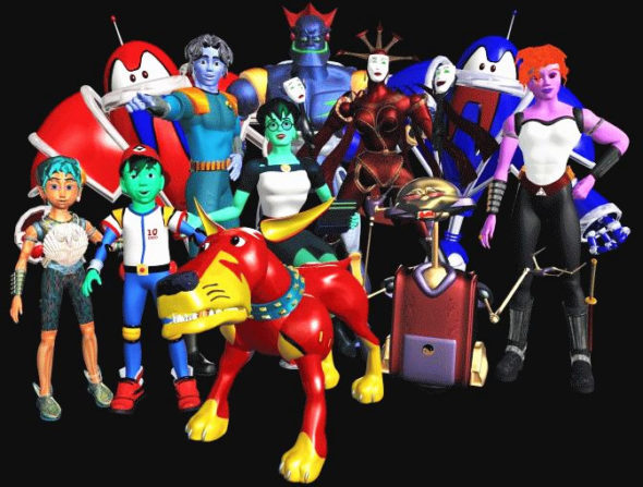 reboot 1994 animated tv series being rebooted canceled tv shows