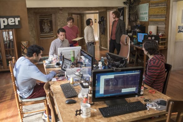 Silicon Valley TV show on HBO: canceled or season 5? (release date); Silicon Valley Vulture Watch