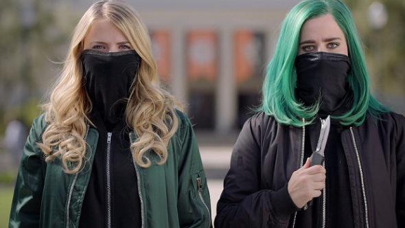 Sweet/Vicious TV show on MTV: (canceled or renewed?)