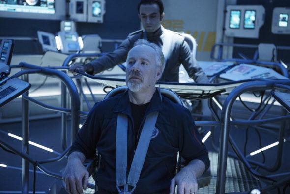The Expanse TV show on Syfy: season 3 (canceled or renewed?)