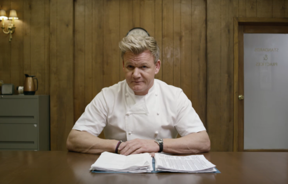 The F Word with Gordon Ramsay TV show on FOX: (canceled or renewed?)