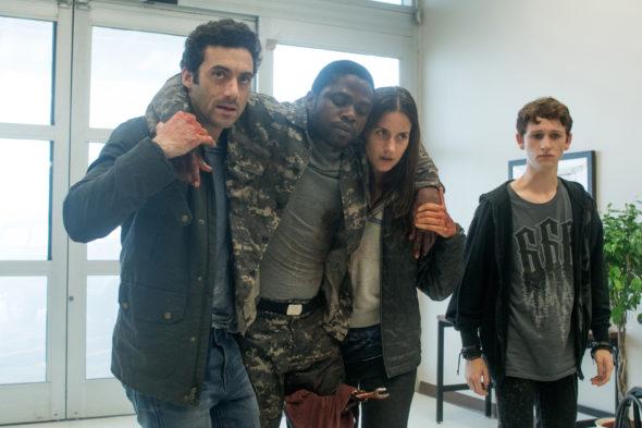 The Mist TV show on Spike TV: season 1 (canceled or renewed?)
