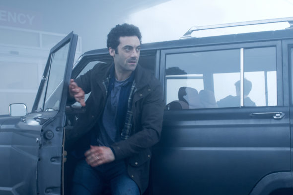 The Mist TV show on Spike TV: canceled, no season 2 (canceled or renewed?)