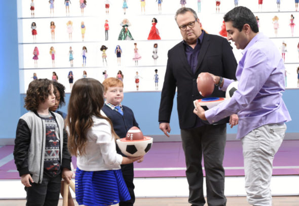 The Toy Box TV show on ABC: canceled or season 2? (release date)