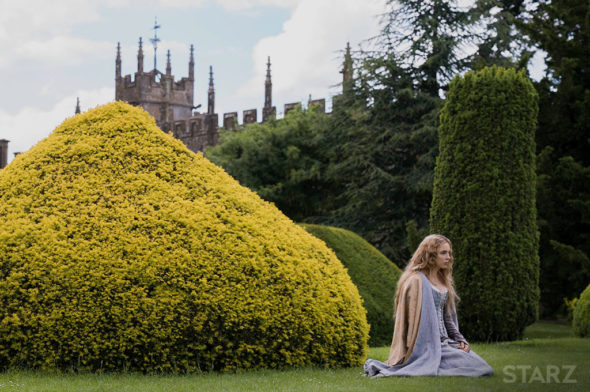 The White Princess TV show on Starz: canceled or season 2?