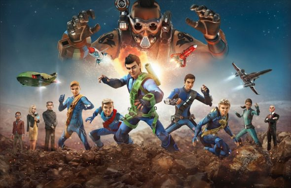 Thunderbirds Are Go TV show on Amazon: canceled or renewed?