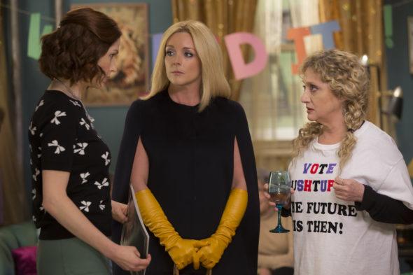 Unbreakable Kimmy Schmidt TV Show: canceled or renewed?