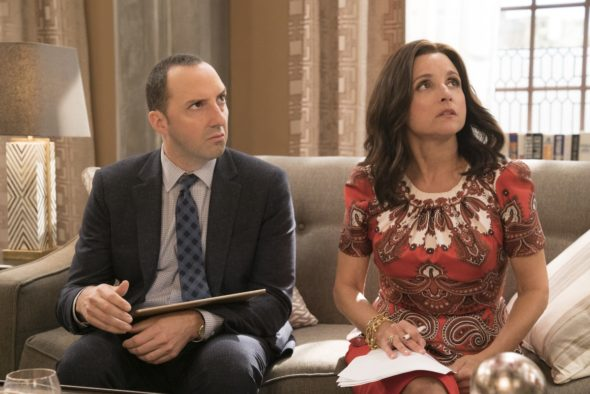 Veep TV show on HBO: season 7 renewal (canceled or renewed?)