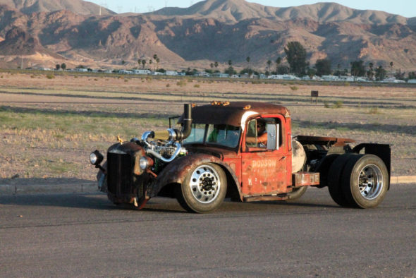 Vegas Rat Rods TV show on Discovery: (canceled or renewed?)