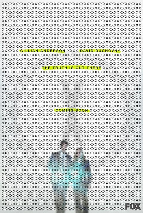 The X-Files TV show on FOX: season 11 renewal