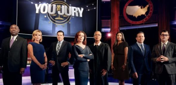 You the Jury TV show on FOX: season 1 ratings (canceled or season 2?)