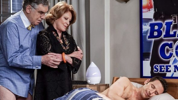 9JKL TV show on CBS: (canceled or renewed?)