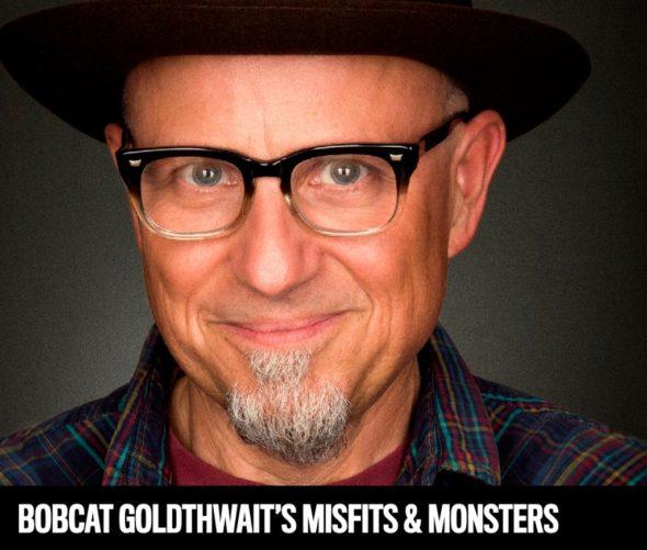 Bobcat Goldthwait's Misfits & Monsters TV show on truTV: season 1 (canceled or renewed?)