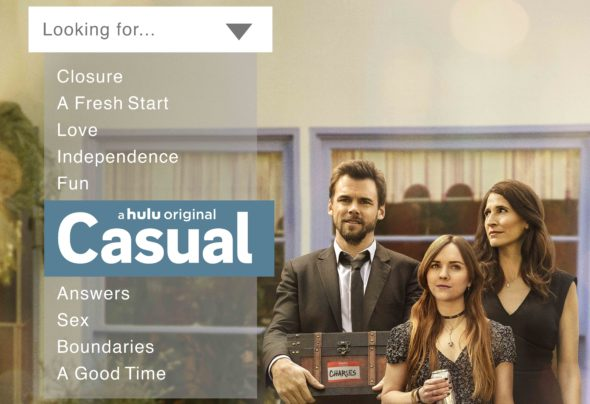 Casual TV show on Hulu: canceled or season 4? (release date)
