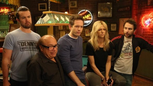 It's Always Sunny in Philadelphia TV Show: canceled or renewed?