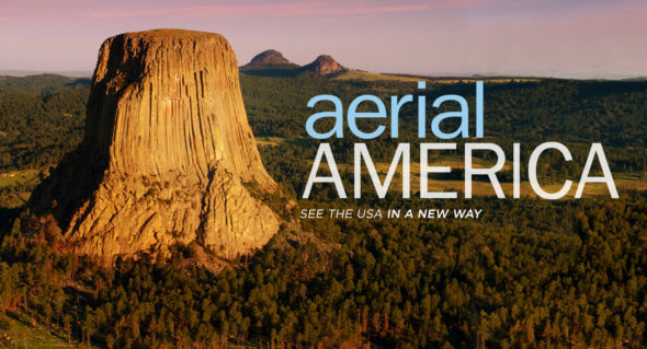 Aerial America TV show on Smithsonian Channel: canceled or renewed?