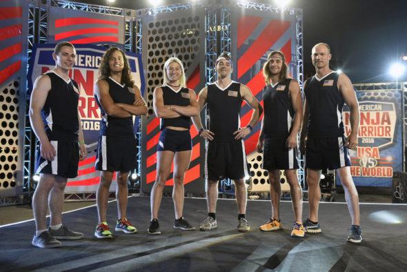 American Ninja Warrior TV Show: canceled or renewed?