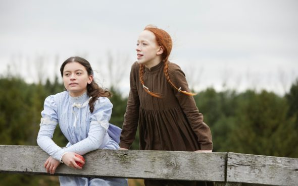 Anne with an E TV show on Netflix: canceled or season 2? (release date)