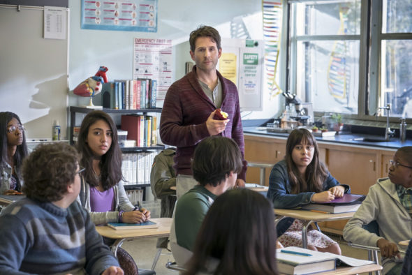 AP Bio TV show on NBC: season 1 (canceled or renewed?)