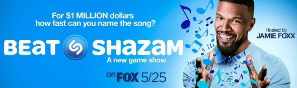 Beat Shazam TV show on FOX: season 1 ratings (canceled or renewed for season 2?)