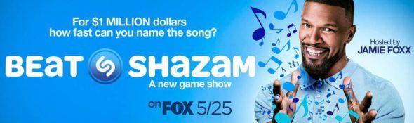 Beat Shazam TV show on FOX: season 1 ratings (canceled or renewed for season 2?)