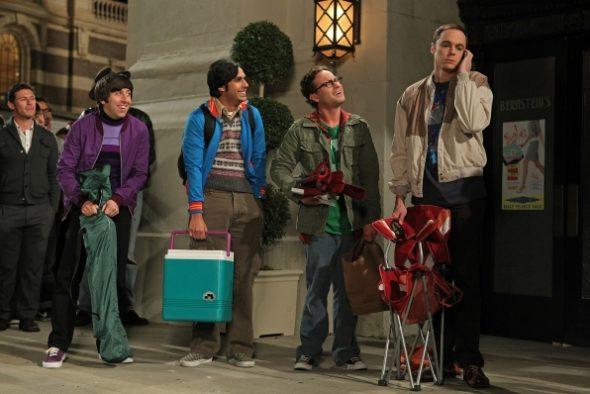 The Big Bang Theory: canceled or renewed?