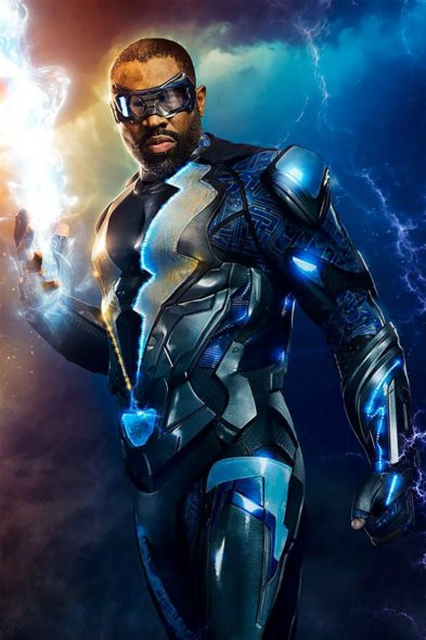 Black Lightning TV show on The CW: season 1 (canceled or renewed?)