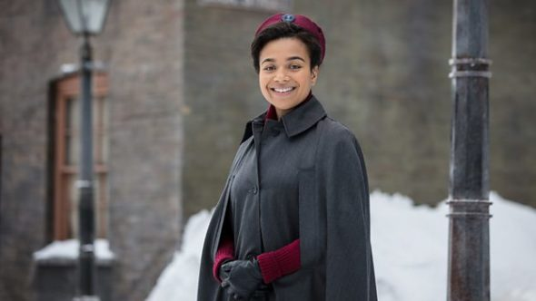 Call the Midwife TV Show on PBS: (canceled or renewed?)
