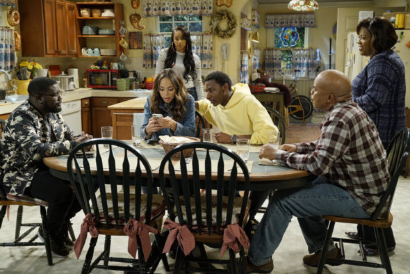 The Carmichael Show TV show on NBC: canceled or season 4? (release date)